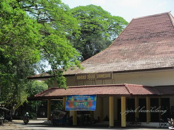 Gedung Wayang Orang Sriwedari
