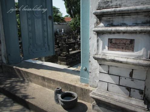 gerbang masuk Pesarehan Kyai Ageng Henis