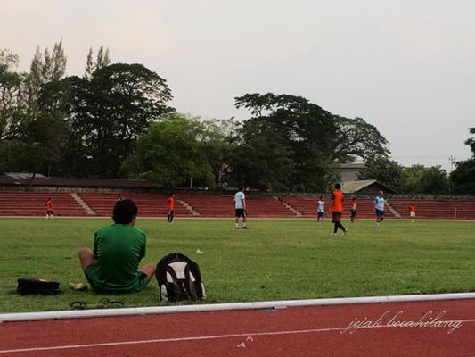 Stadion Sriwedari / Maladi