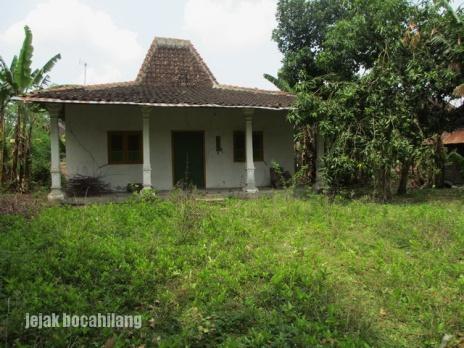 bekas rumah perundingan Arjuna 106