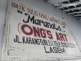 Ong's Art - Maranata