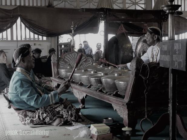 Gamelan Kyai Guntur Madu