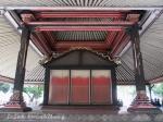 ruang penyimpanan Meriam Nyai Setomi