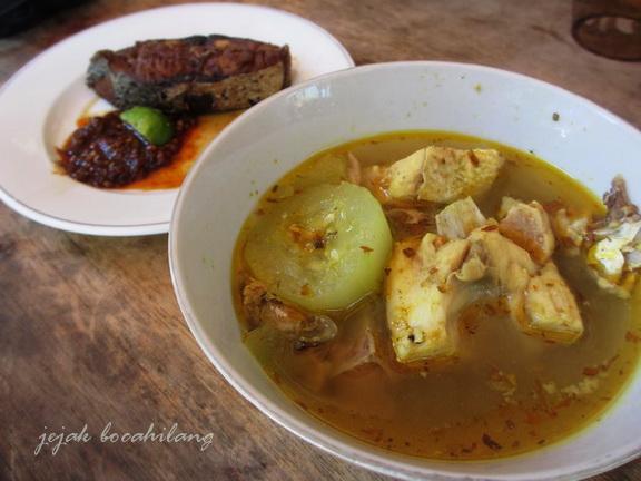 Sup Ikan Mak Beng, Sanur