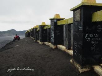 vandalisme di puncak, mojok di puncak #ups