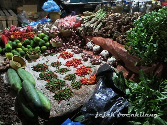 cabai Sumba di Pasar Waetabula