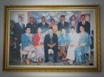 foto keluarga Cendana ( saat masih belum terpecah belah )