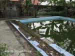 bekas kolam permandian