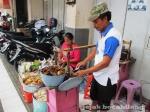 penjual Babi Pikul di Pasar Gede