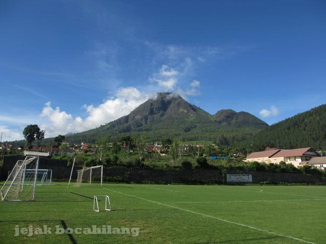 lapangan sepak bola Kusuma Agrowisata