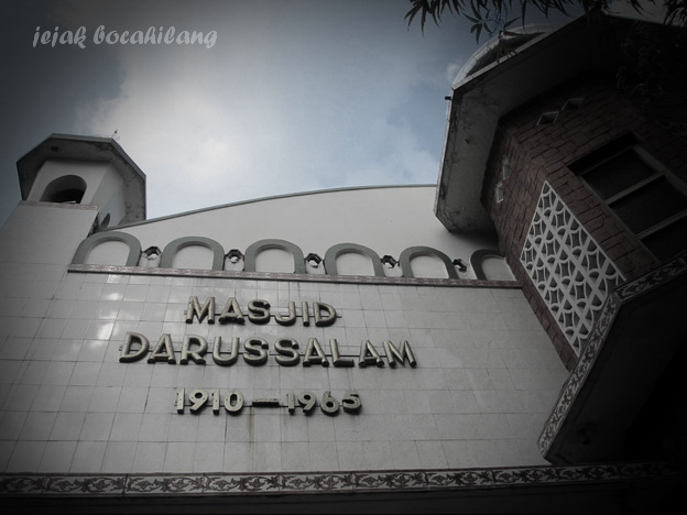 Masjid Darussalam - Jayengan