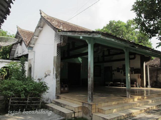 rumah batik Bu Sutra Lasem