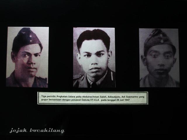 Abdulrachman Saleh, Adisutjipto, Adisoemarmo