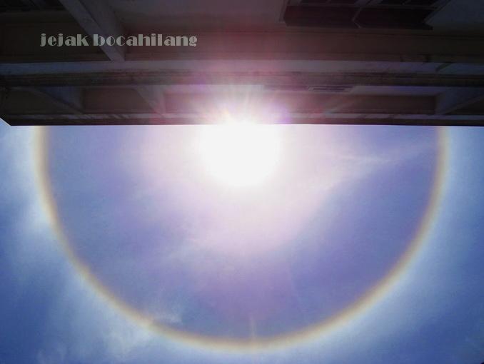 Halo Matahari