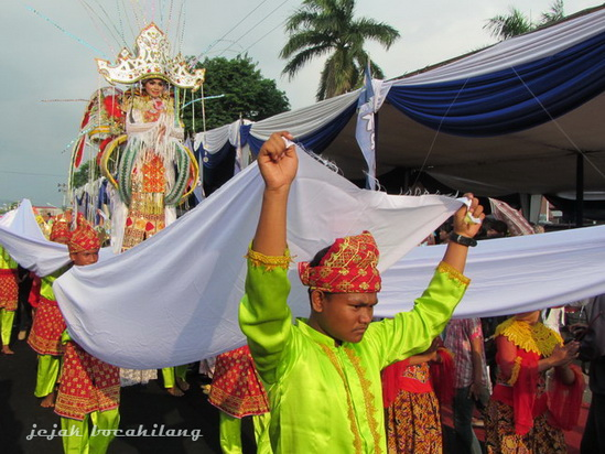 perwakilan dari Lampung Tengah