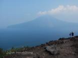 Gunung Rakata vs Gunung Anak Krakatau