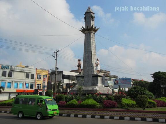 angkot hijau Bandar Lampung