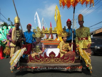 peserta Lampung Utara