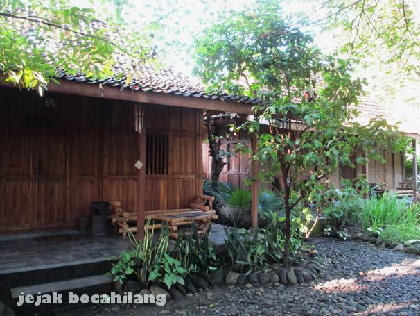 cottage Limasan di Omah Tembi