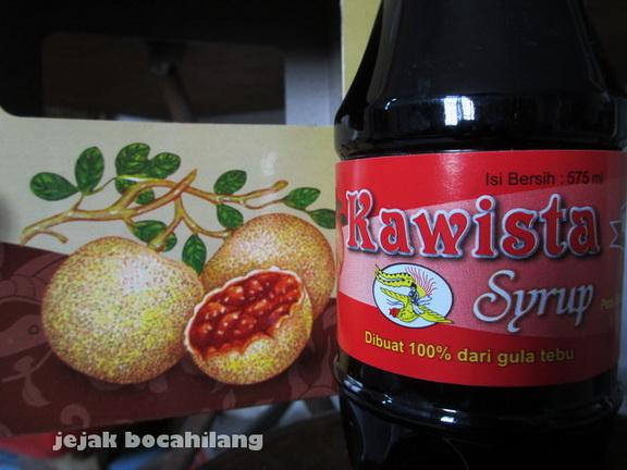 Syrup Kawista