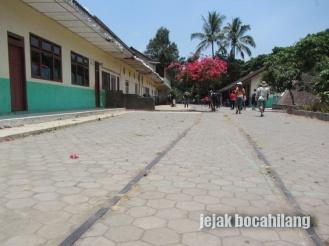 bekas Stasiun Grabag Merbabu