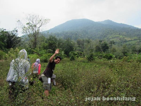 """Hai"" dari kaki Gunung Tanggamus"