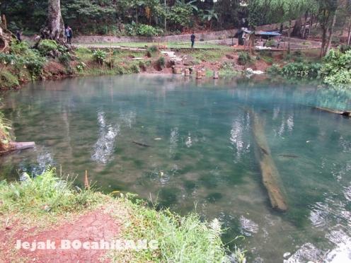 danau Rambut Monte