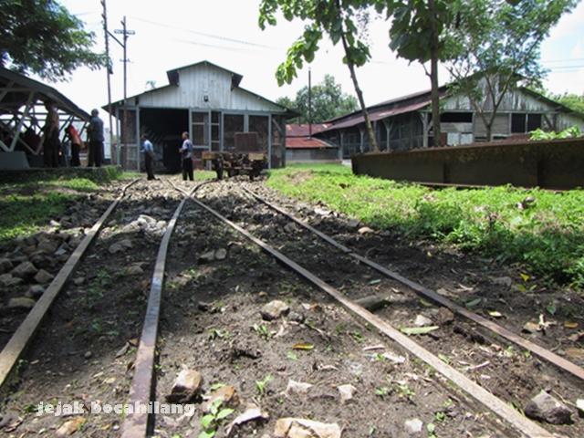 jalur kereta Cepu - Gubug Payung