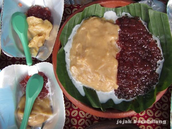 Jenang Sumsum dan Jenang Mutiara Festival Jenang