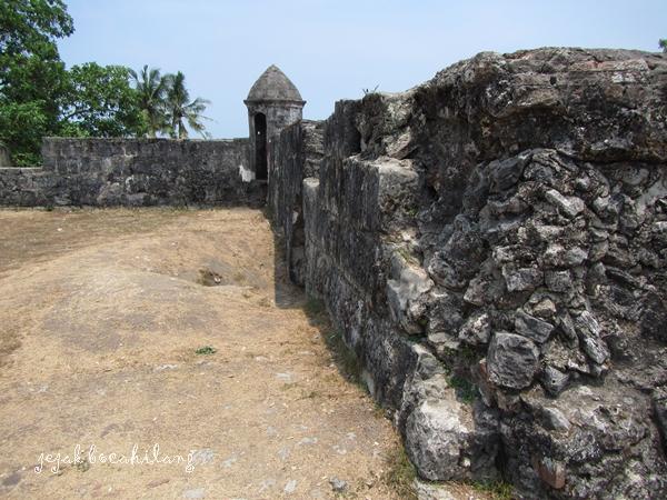 Benteng Speelwijk di Banten