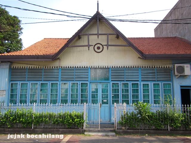 Rumah Instansi GPIB Semarang