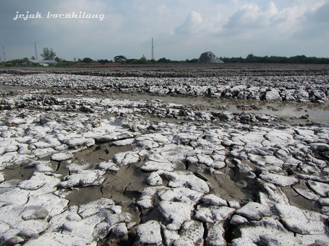 kawah lumpur yang belum sepopuler Lumpur Lapindo