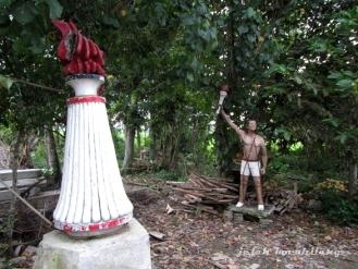 monumen api PON di Mrapen
