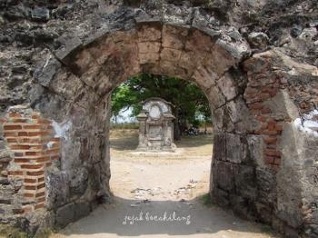 Benteng Speelwijk Banten