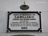 prasasti Mercusuar Z.M Willem III Anyer