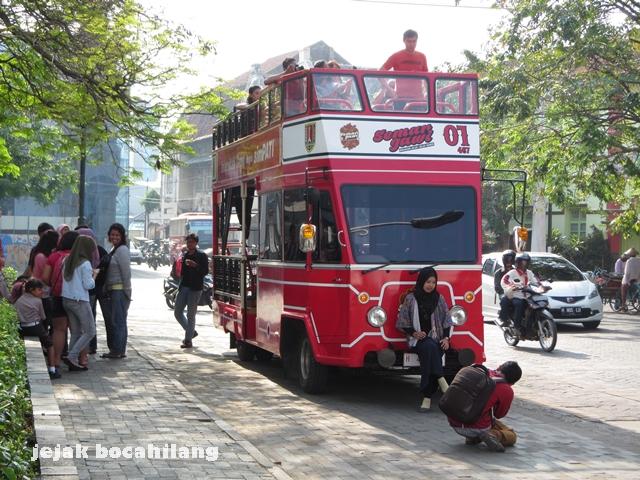 Bustram Semar Jawi di Taman Srigunting