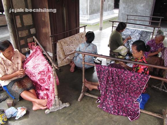 Hardjonagoro batik maker