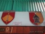 Kodam Diponegoro vs Kodam Brawijaya