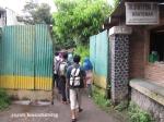 pintu masuk nDalem Kanjengan
