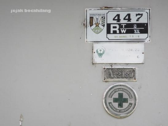nomor rumah dinas dokter