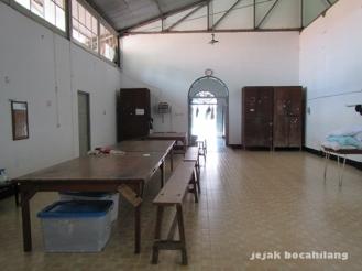 ruang binatu RSJ Kramat Magelang