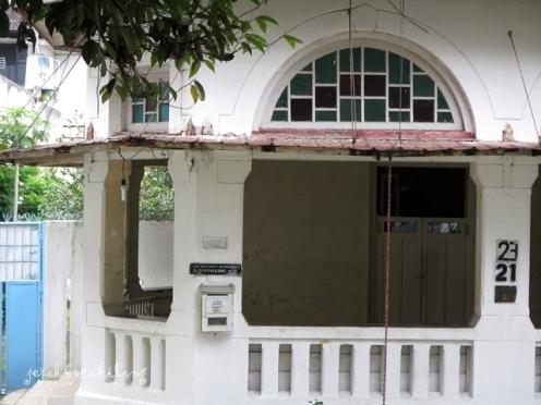 rumah tua di Salatiga