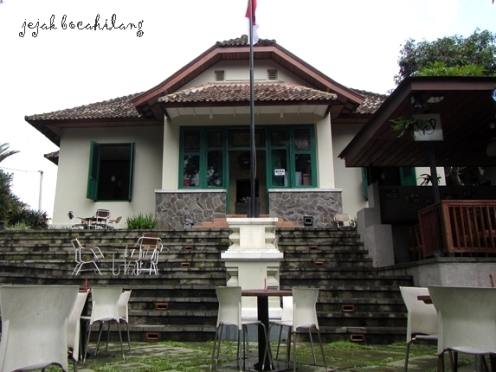 bangunan tua di Salatiga
