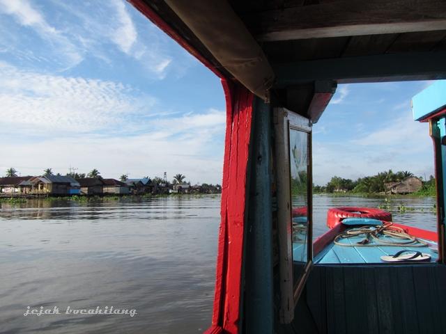 susur sungai-sungai di Banjarmasin