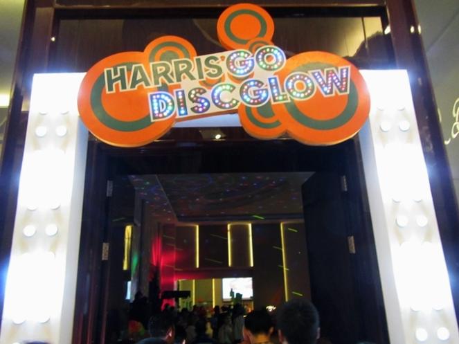Harris Disc Glow