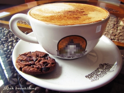 cappucino Kafe Ladang