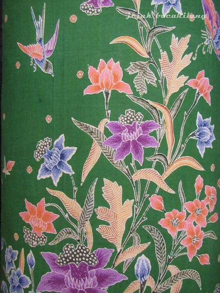 batik Buketan Kudus