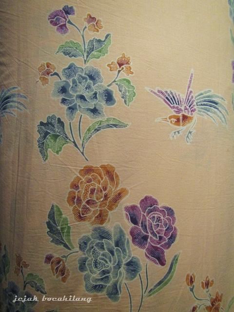 batik Buketan