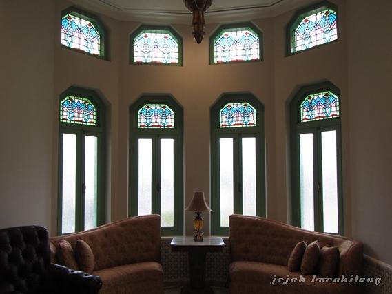 patri kuno di Sidji Hotel Pekalongan