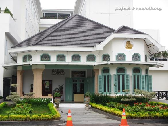Sidji Hotel Pekalongan, salah satu hotel yang memanfaatkan cagar budaya